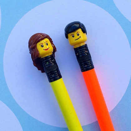 lego head toppers