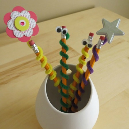 mixed pipe cleaner toppers