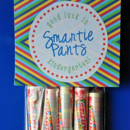 smartie pants printable