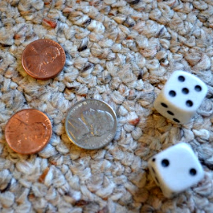 dice roll counting
