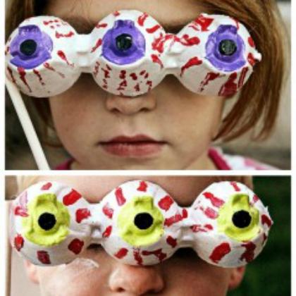 monster glasses