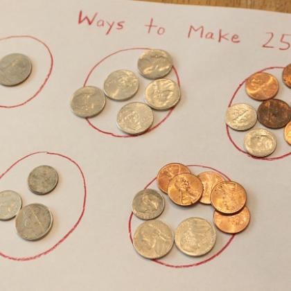 ways to make 25