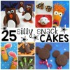 25 Silly Snack Cake Crafts for Kids