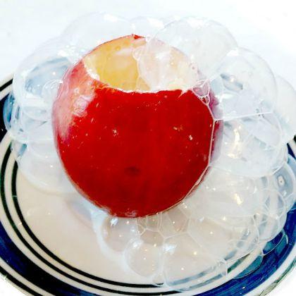 Apple Bubbles (Preschool Powol Packets)