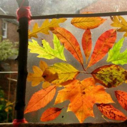 Autumn Art (Nurture Store)