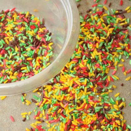 Candy Apple Rice (Learn Play Imagine)