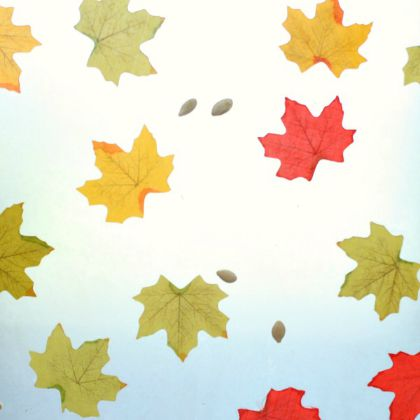 Falling Leaf Art (Fantastic Fun and Learning)