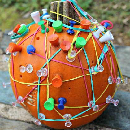 Math Geo Pumpkin (Fun-a-Day)