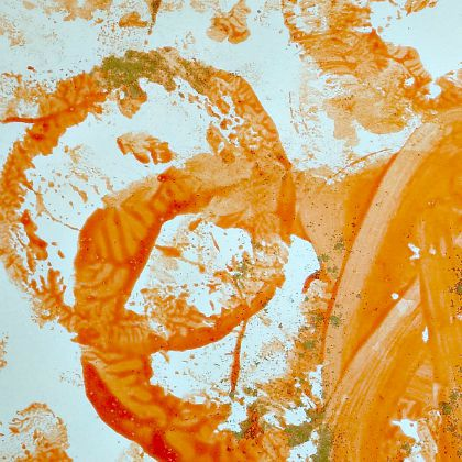 Pumpkin Pie Painting (Fun-a-Day)
