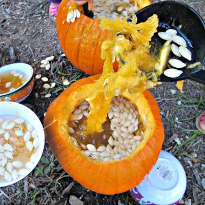 Pumpkin Soup (The Golden Gleam)