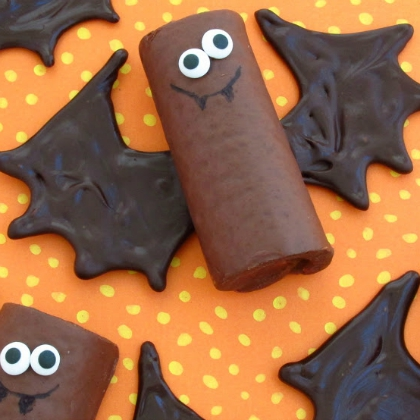 bat swiss rolls