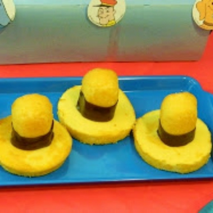 curious george hats