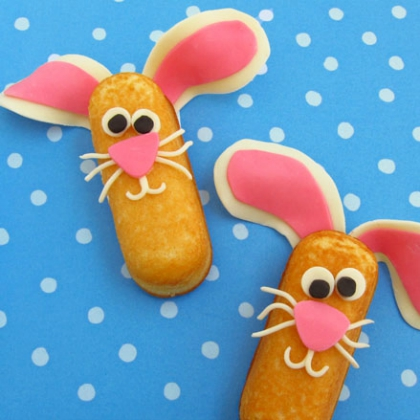 easter bunny twinkies