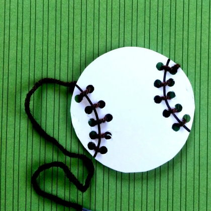 lace practice baseball
