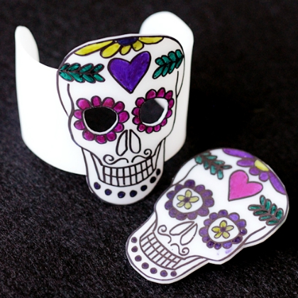 los muertos jewelry