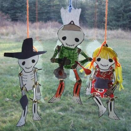 moving skeletons