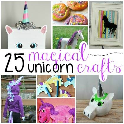 Magical Unicorn Crafts for Kids