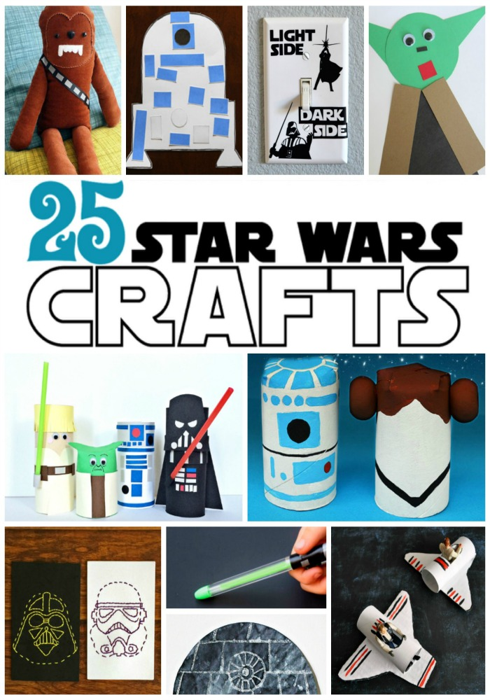 Star Wars Crafts