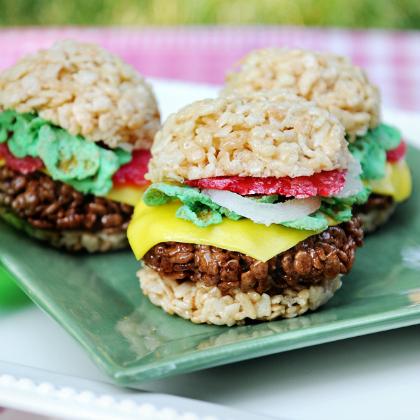 burger treats