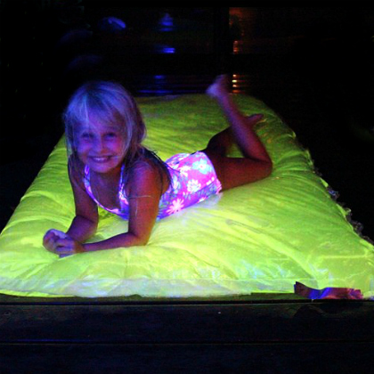 glow blob