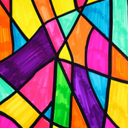 marker stained glass