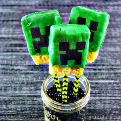 minecraft treats