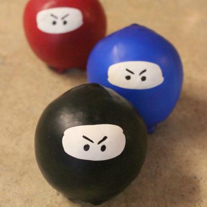 ninja balls