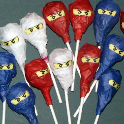ninja pops