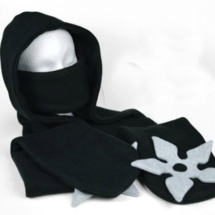 ninja scoodie