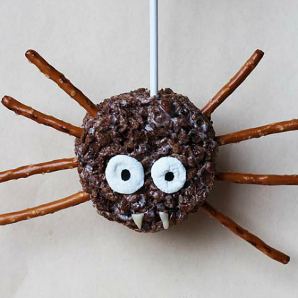 spider krispies