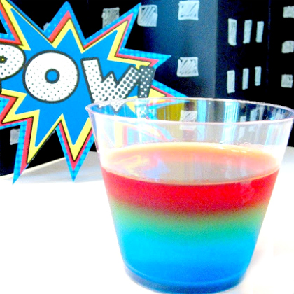 Superhero Jello 1