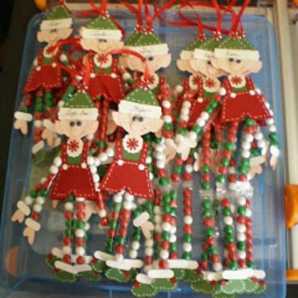 candy leg elves