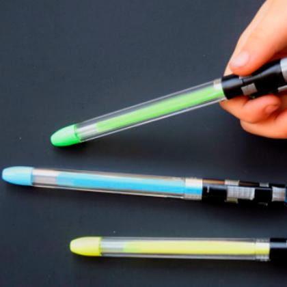 lightsaber pens