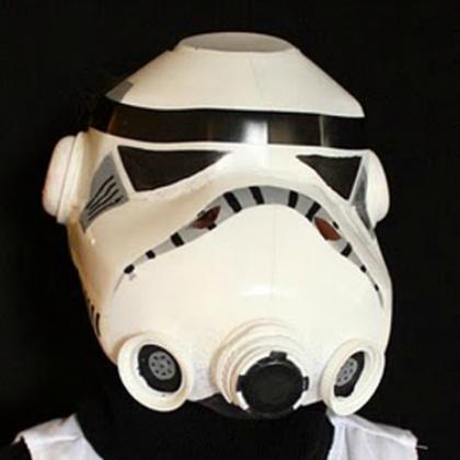 milk jug helmet
