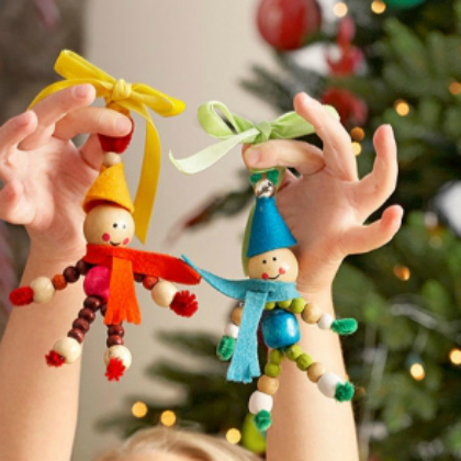 pipe cleaner elves