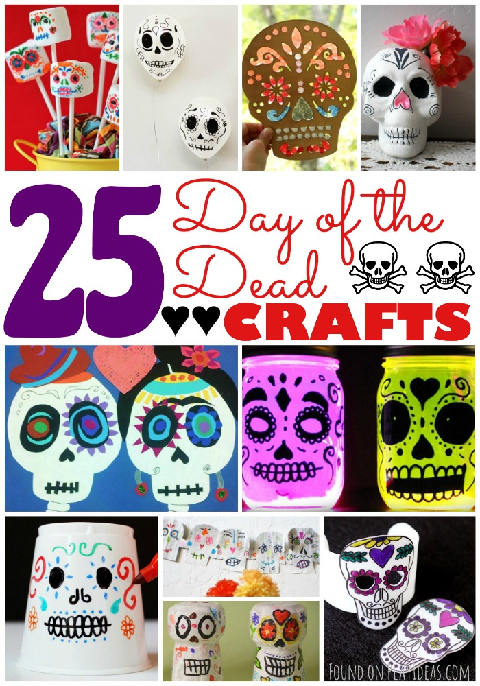 25 Day of the Dead Pinnable
