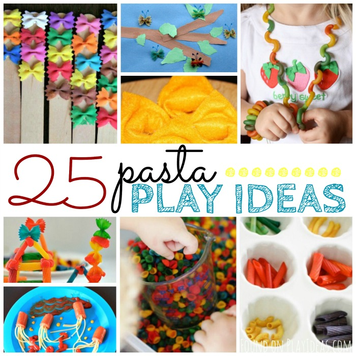 25 Pasta Play Ideas Blog Image