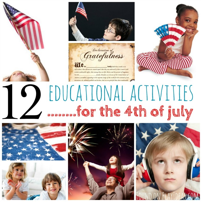 4th of July Activities blog image