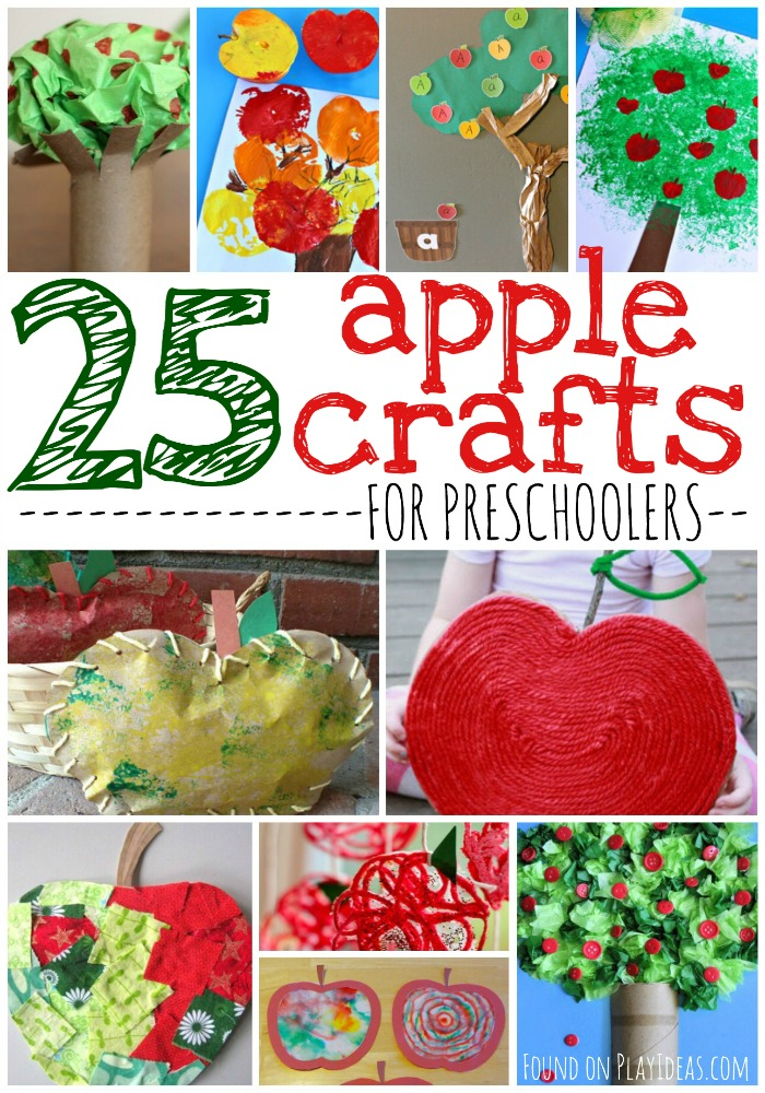 Apple Crafts Pinnable