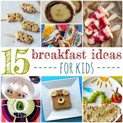 15 Silly Breakfast Ideas To Make Your Kids Smile