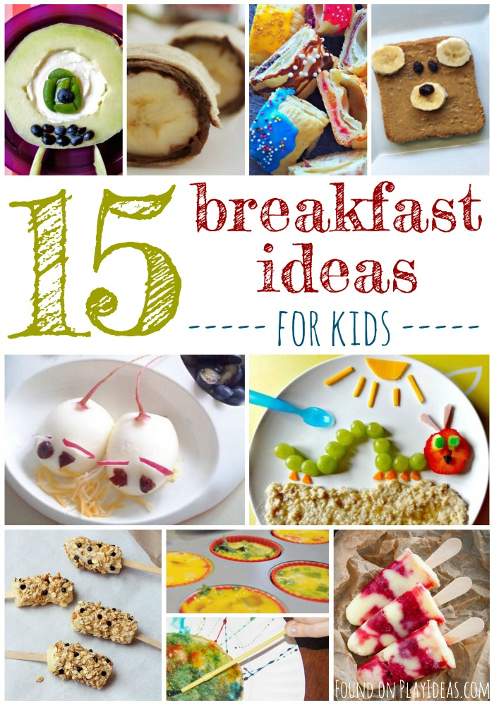 Breakfast Ideas Pinnable