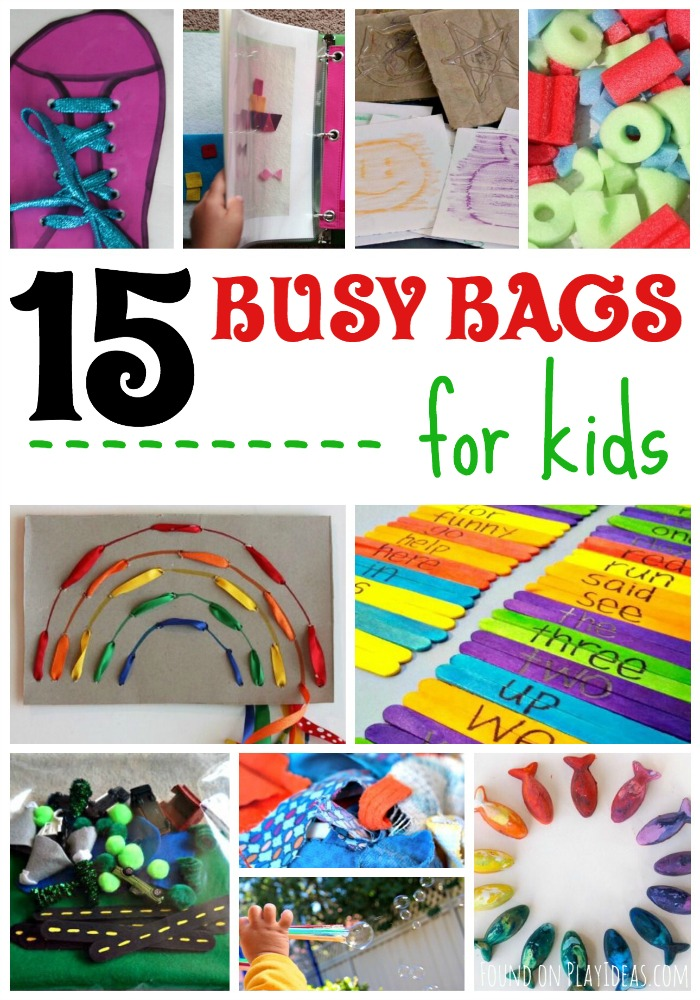 Busy Bags Pinnable