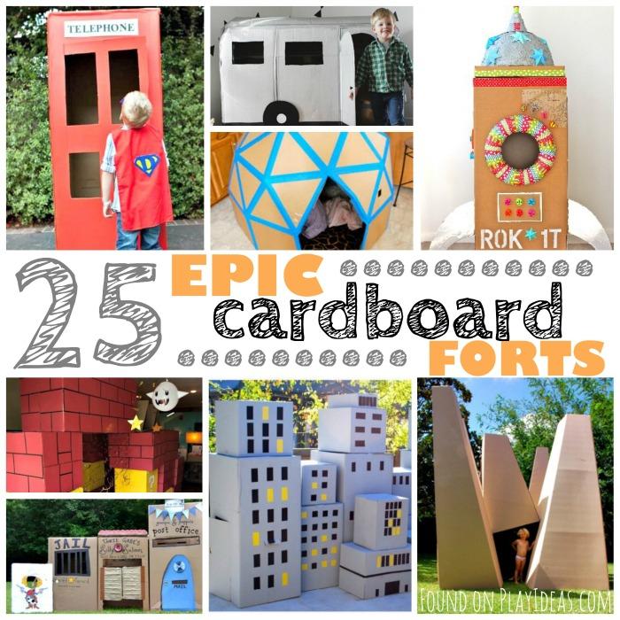 Cardboard Forts Blog Image