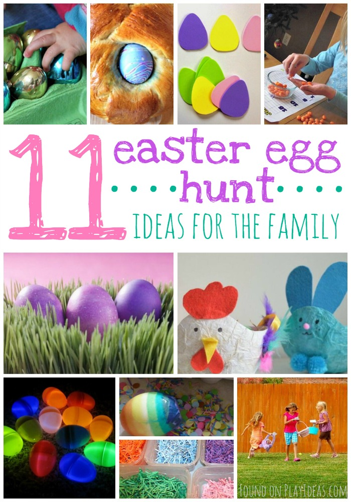 Easter Egg Hunt Pinnable