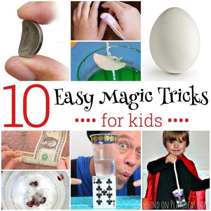 Easy Magic Tricks Blog Image