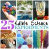 25 Edible Science Experiments For Kids