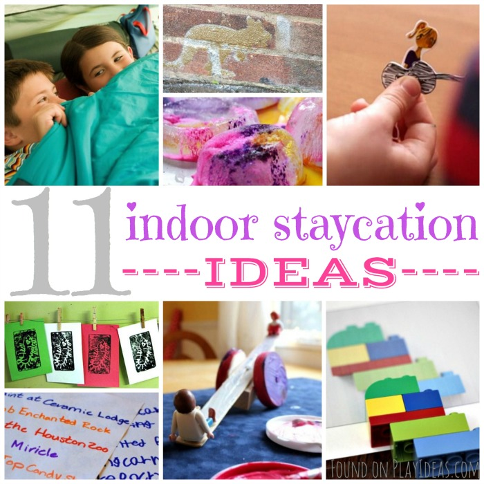 Indoor Staycation Ideas Blog Image