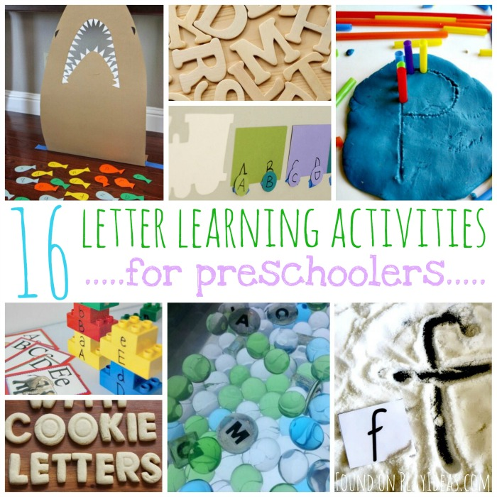 Letter Learning Blog Image