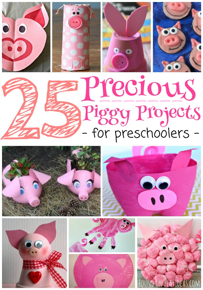 Piggy Projects Pinnable