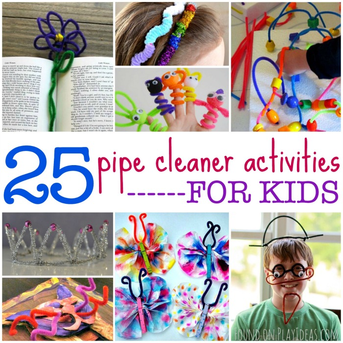 Pipe Cleaner Activities Blog Image